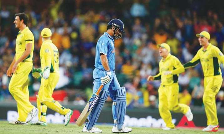 MS Dhoni dropped from T20I team- India TV