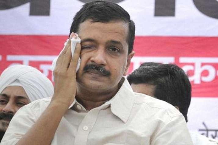 दिल्ली के मुख्यमंत्री अरविंद केजरीवाल- India TV