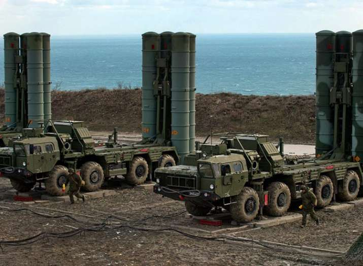 CAATSA, America, India-Russia sign S-400- India TV