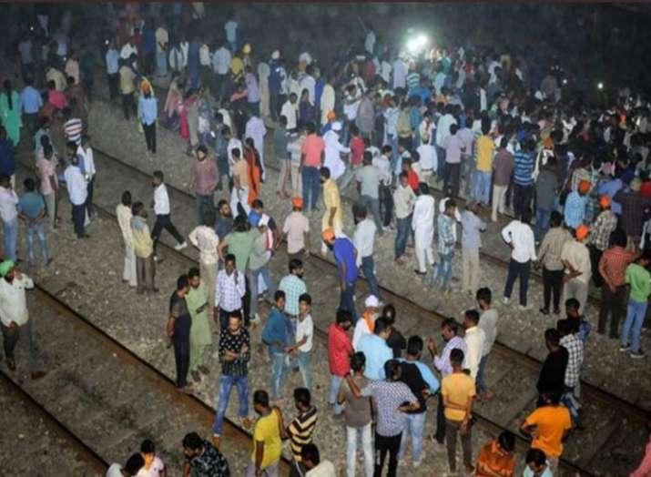 Amritsar train accident updates- India TV