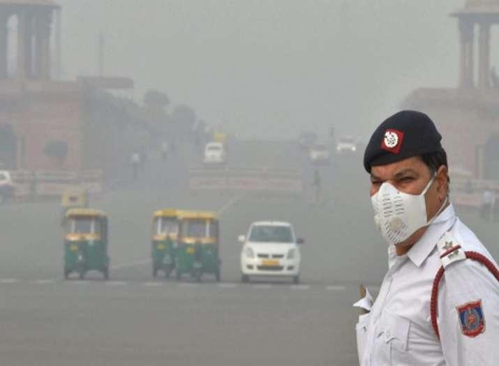 Air quality deteriorates in Delhi, air pollution- India TV