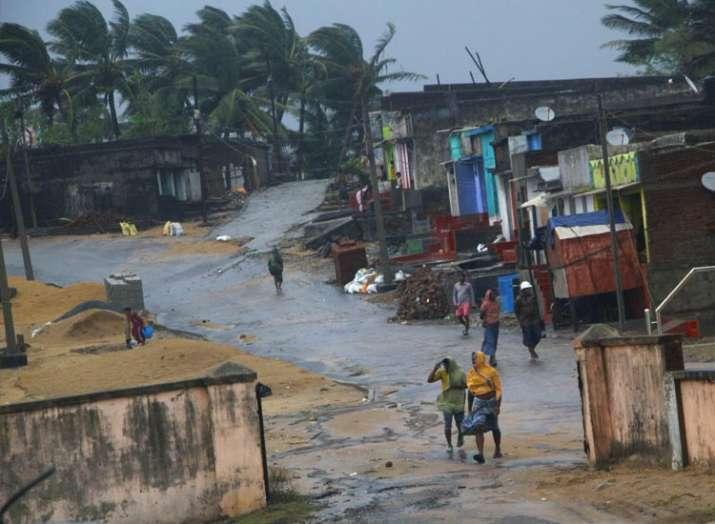Cyclone Titli Live Updates- India TV