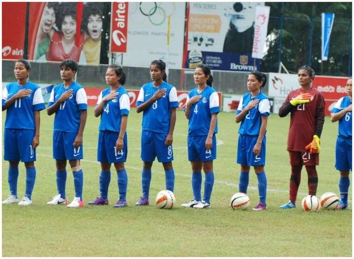 भारतीय महिला फुटबॉल...- India TV
