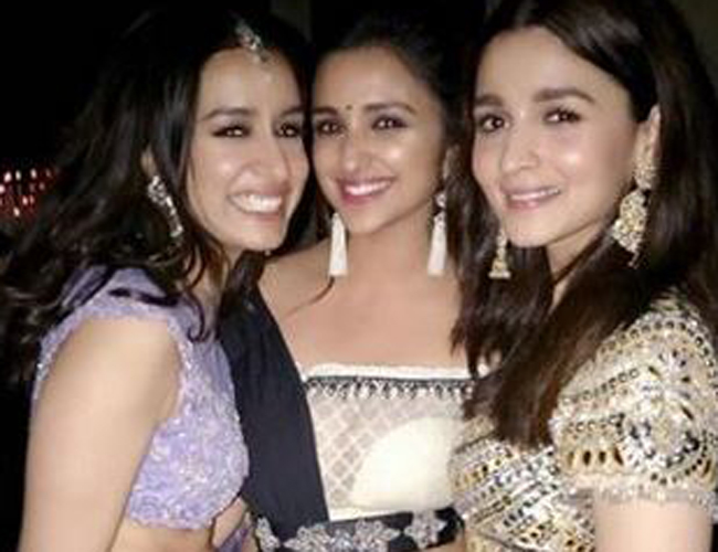Shraddha Kapoor, Parineeti Chopra, Alia Bhatt- India TV
