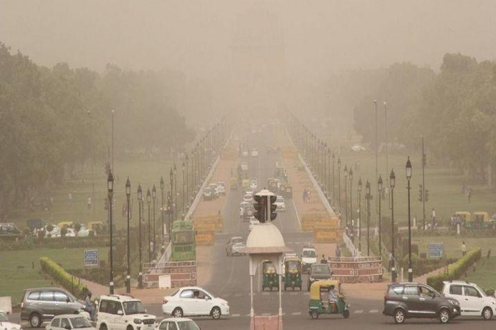 air pollution- India TV