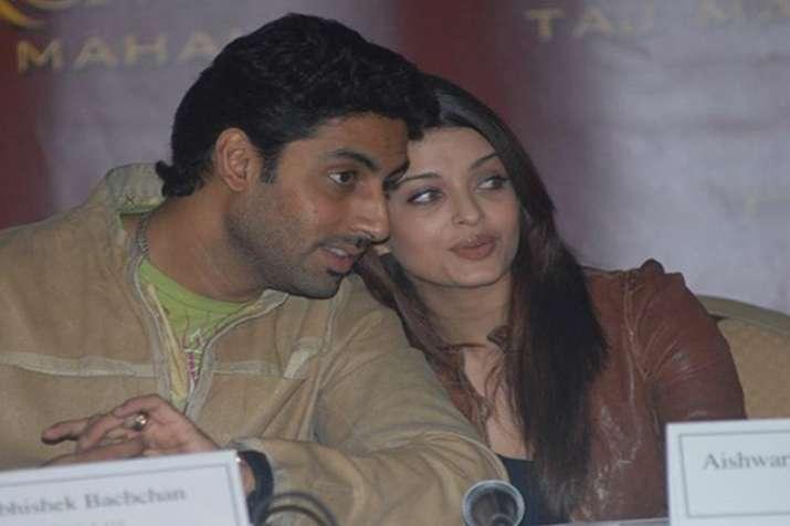 abhishek bachachan and aishwarya rai- India TV