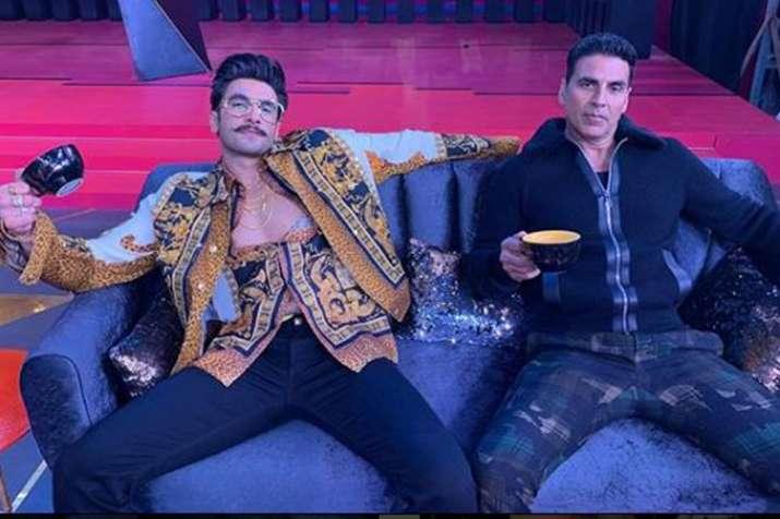 Ranveer Singh, Akshay Kumar- India TV
