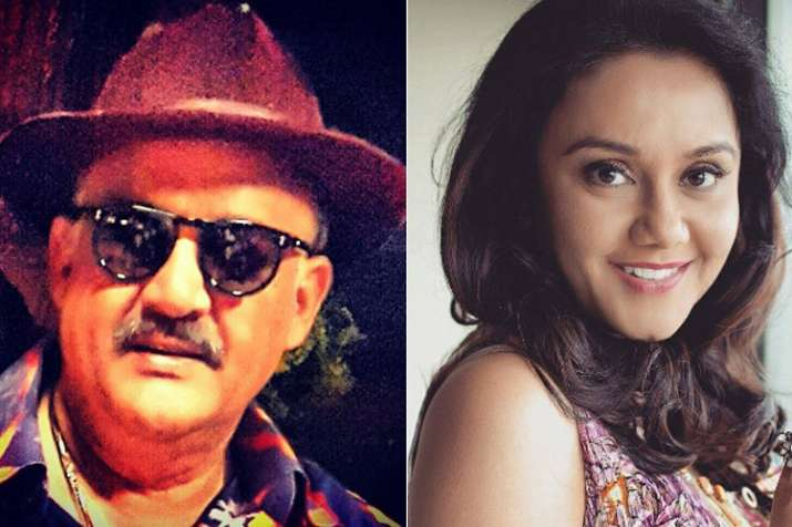 Alok Nath, Deepika Amin- India TV