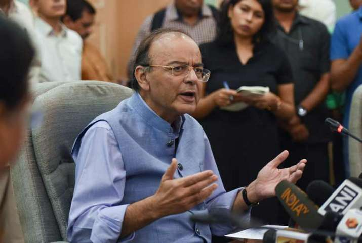 Finance Minister Arun Jaitley- India TV Paisa
