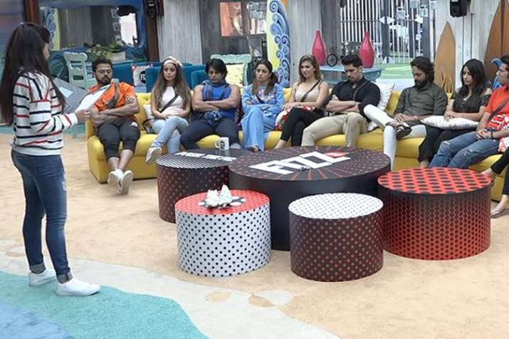 Bigg Boss 12 October 8 Highlights:- India TV