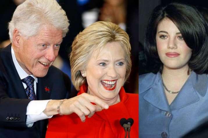 Hillary Clinton says Bill Clinton's affair with Monica Lewinsky not an abuse of power   AP- India TV