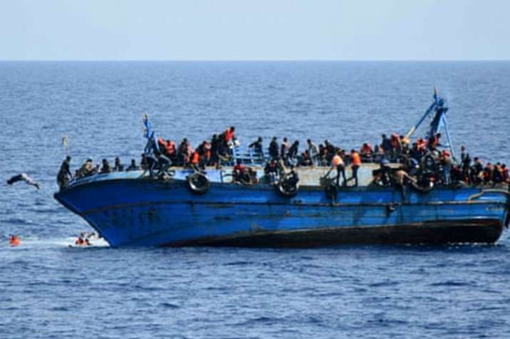 Boat heading for a funeral capsizes in central Nigeria | Representational Image- India TV