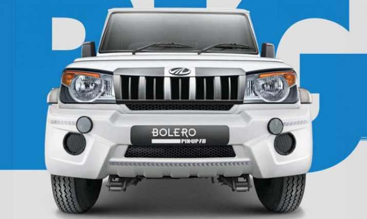 Mahindra Bolero Pickup- India TV Paisa