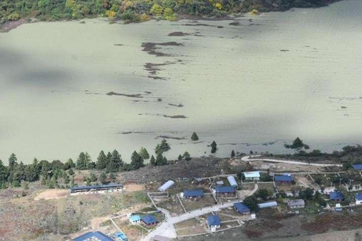 चीन में रुका ब्रह्मपुत्र नदी का पानी, मंडराया अरुणाचल प्रदेश पर तबाही का खतरा- India TV
