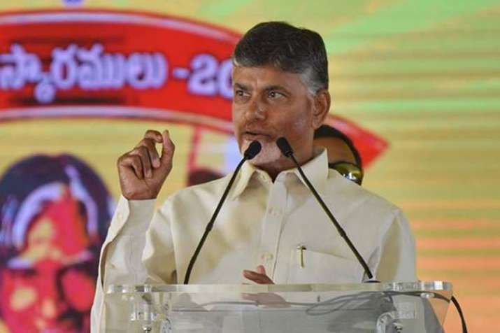 Opposition parties should come together to defeat BJP, says Chandrababu Naidu | Facebook- India TV