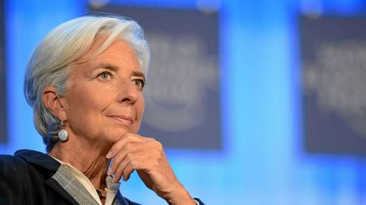 christine lagarde- India TV Paisa