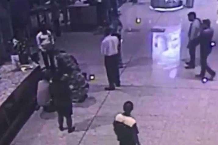 CISF at Mumbai save life of passenger who has cardiac arrest   ANI- India TV