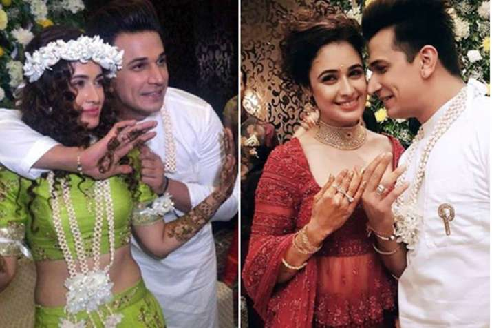 Prince Narula and Yuvika Chaudhary Mehndi and Engagement Pictures- India TV