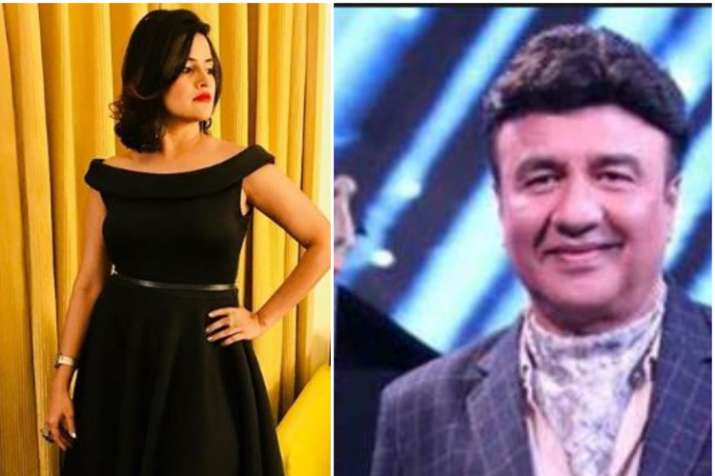 Sona Mohapatra, Anu Malik- India TV