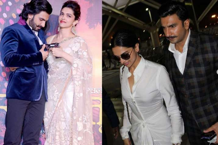 deepika padukone and ranveer singh- India TV