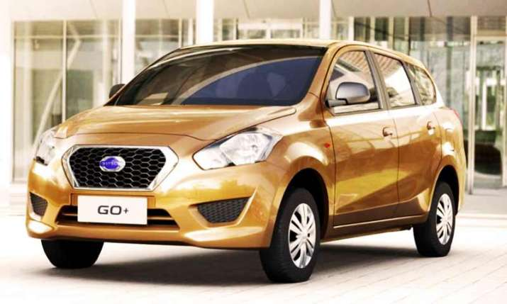 Datsun Go+- India TV Paisa