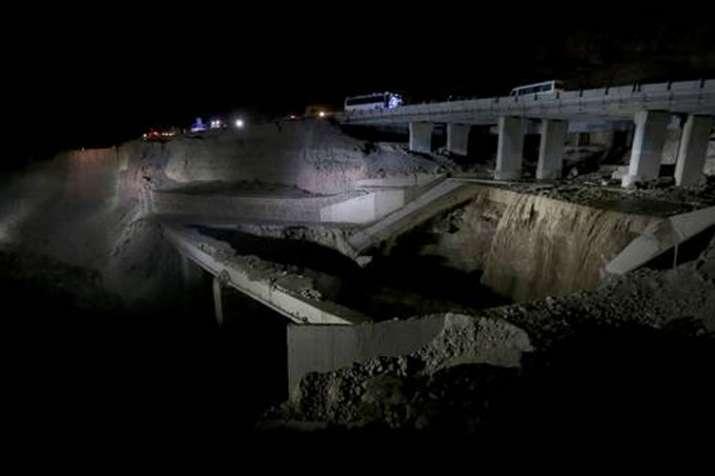 Jordan flash floods: School bus swept away near Dead Sea, several dead | AP- India TV