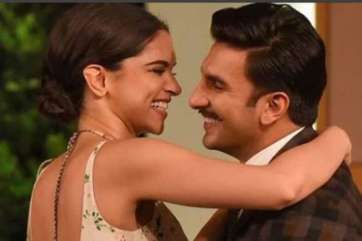 Deepika Padukone Ranveer Singh- India TV