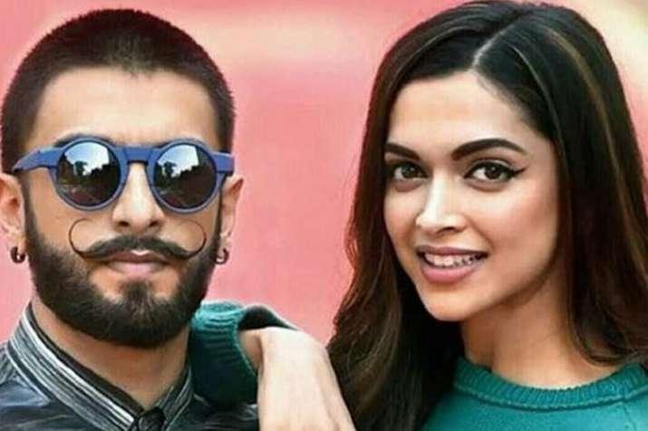 Deepika Padukone Ranveer Singh - India TV