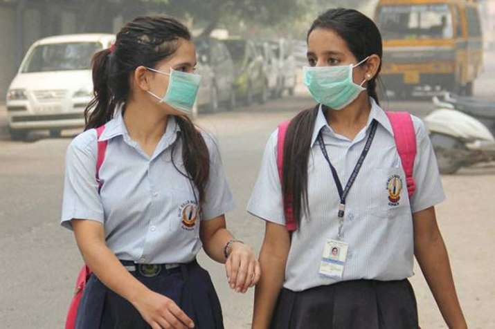Delhi air quality remains poor, thick haze engulfs, situation to worsen next month | PTI Representat- India TV