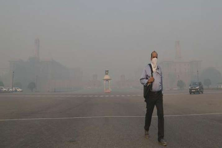 Know how to save yourself from pollution - India TV