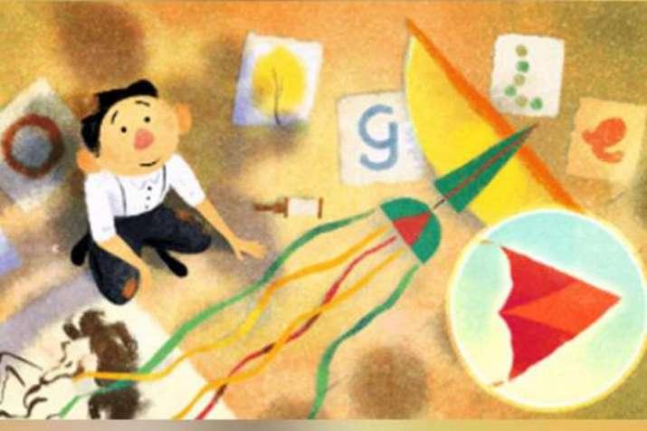 Tyrus Wong, google doodle,- India TV