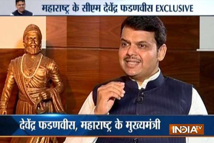 Maharashtra CM Devendra Fadnavis- India TV