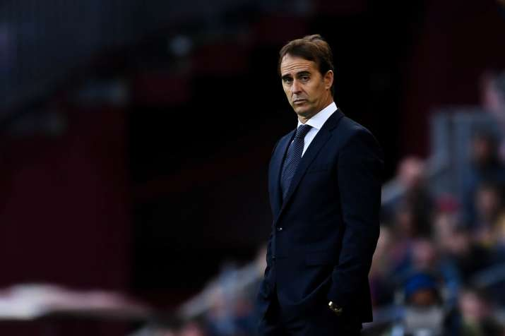 Julen Lopetegui- India TV