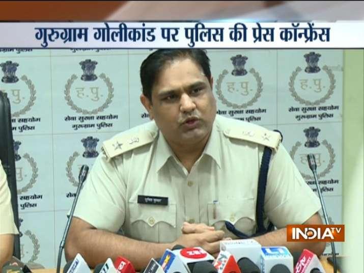 Police Statement on Gurugram Case- India TV