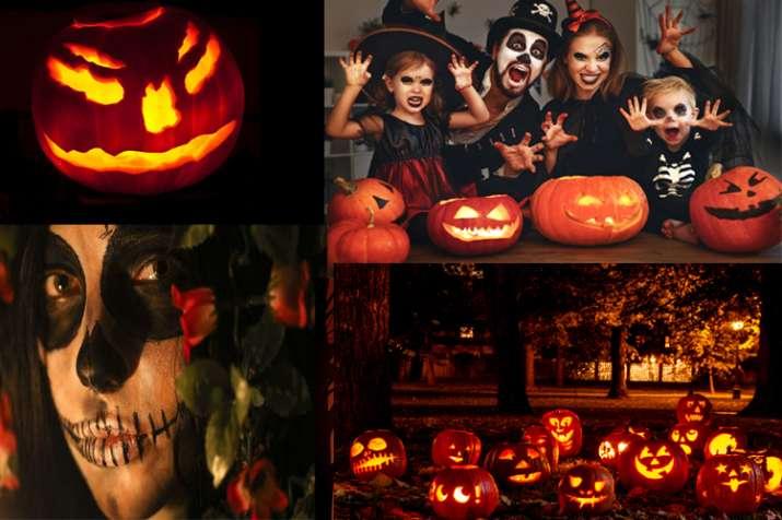 Halloween day- India TV