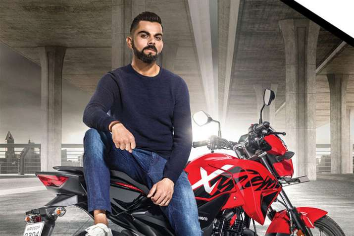 Hero Motocorp creats world record by selling more than 7500000 two wheeler's in single month- India TV Paisa