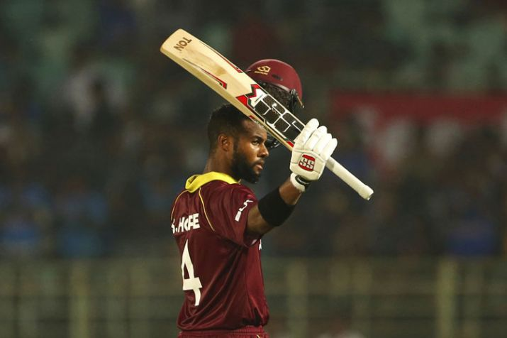 Shai Hope- India TV