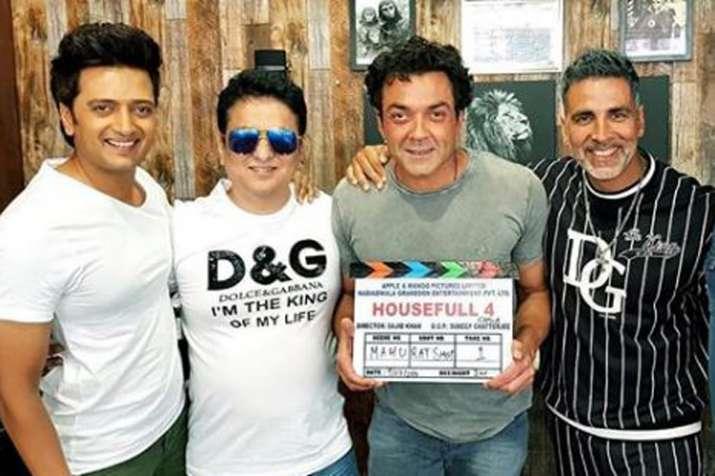 HOUSEFULL TEAM- India TV