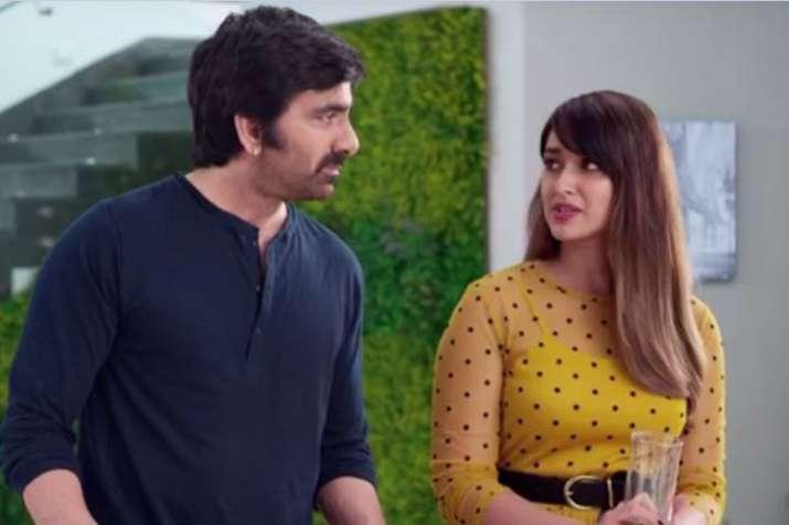 Ravi Teja , Ileana D'cruz- India TV