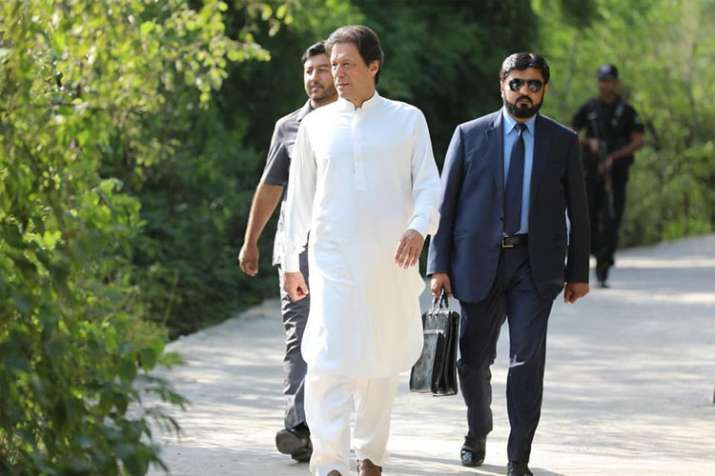 Pakistani PM Imran Khan to visit China in search of loans for Pakistan | Facebook- India TV