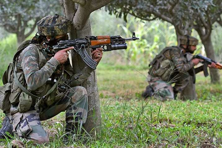 Army jawan, two militants killed in Baramulla encounter in J&K | PTI Representational- India TV