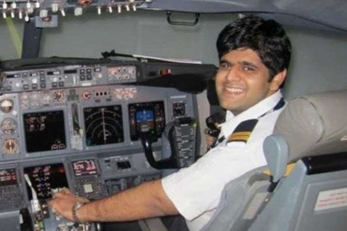 Indian pilot Bhavye Suneja- India TV