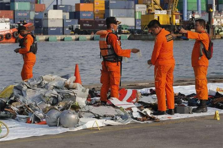 Indonesia Lion Air Plane Crash- India TV