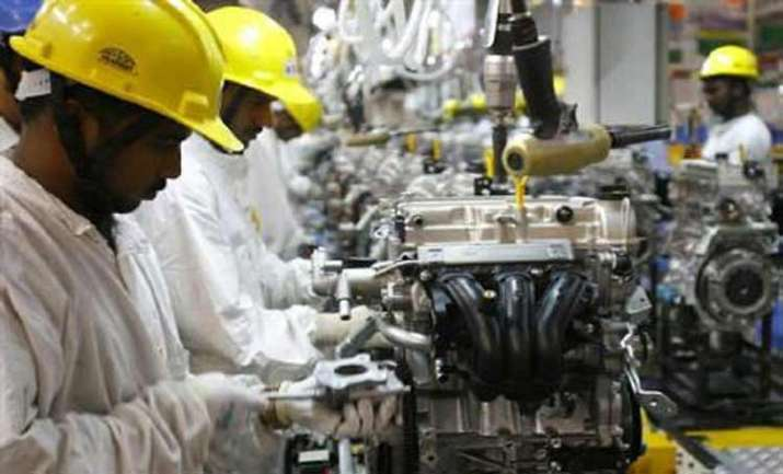industrial production- India TV Paisa