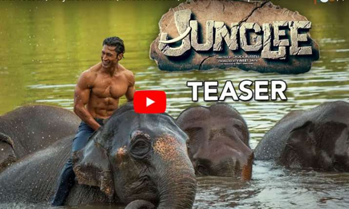 Junglee -Official Teaser- India TV