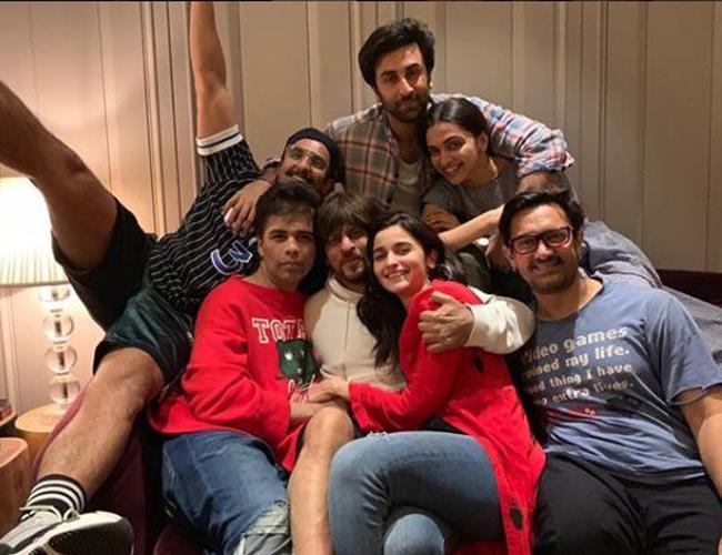 Ranveer Singh wants to work with Deepika Padukone Alia Bhatt Ranbir Kapoor in Kuch Kuch Hota Hai 2- India TV