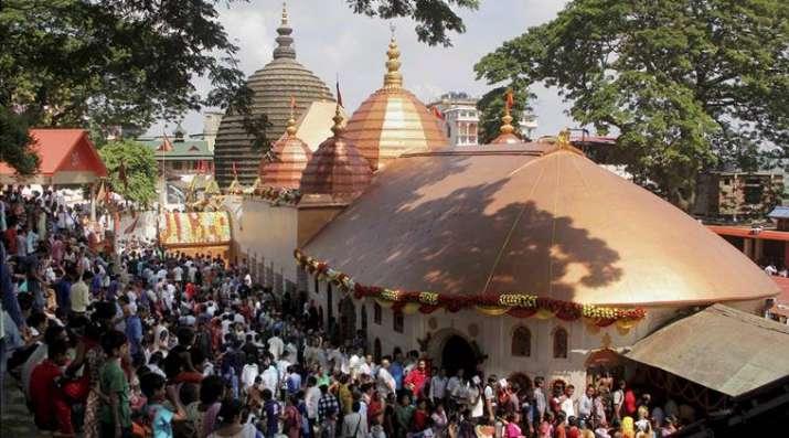 Kamakhya Temple- India TV