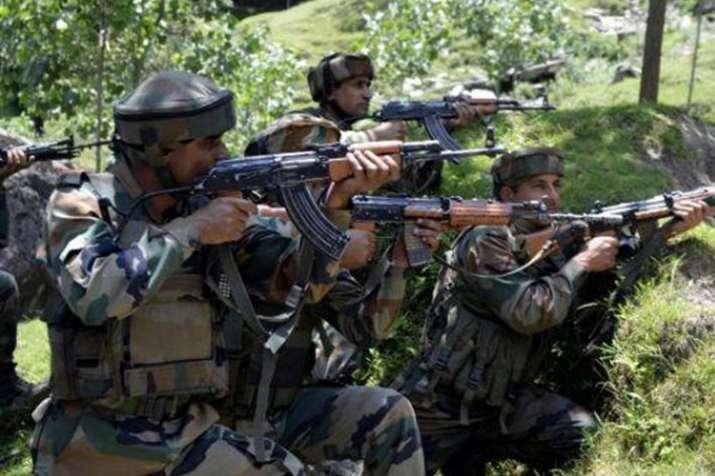 जम्मू-कश्मीर के बारामुला और अनंतनाग में मुठभेड़ के दौरान छह आतंकी ढेर- India TV