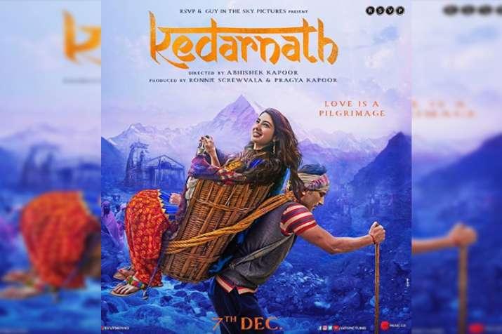 Kedarnath first poster- India TV