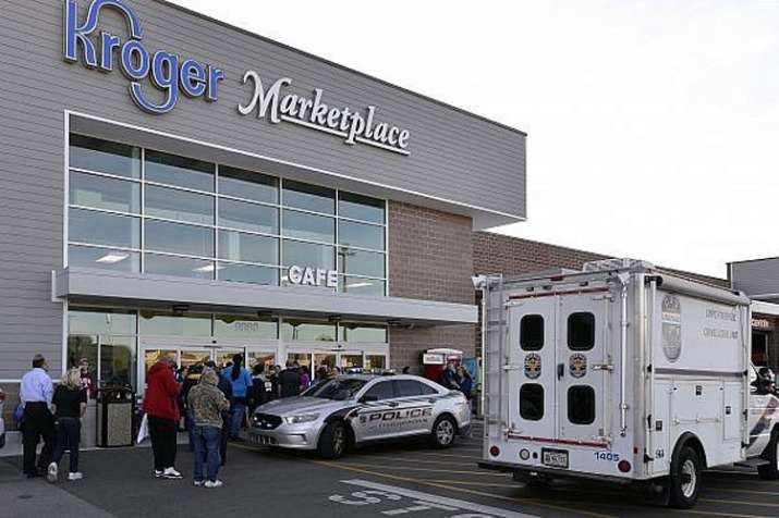 United States: Two killed in Kentucky grocery store shooting, suspect arrested   AP- India TV